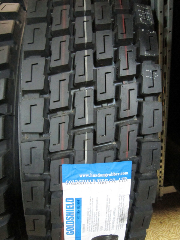 Автошина GOLDSHIELD HD801 295/80R22.5 18PR 152/149M вед